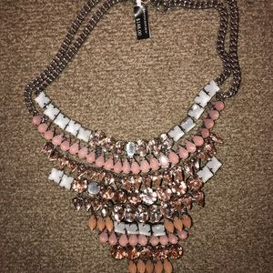 Bejeweled Tiered Necklace